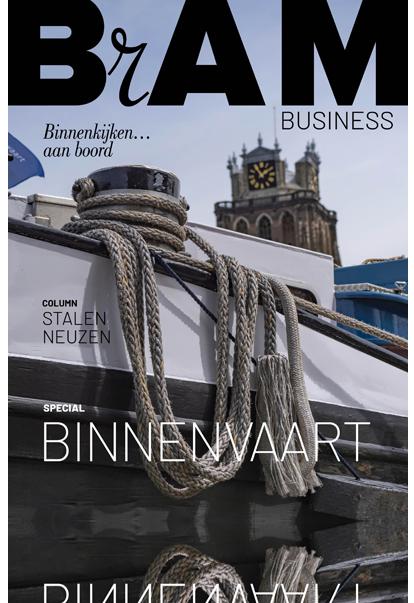 BrAM Business special Binnenvaart